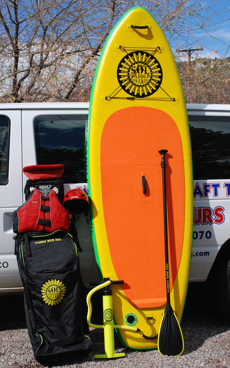 Stand Up Paddleboard (SUP) Rental Program. CALL 800-660-7238