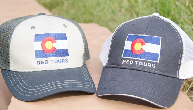 Colorado Flag Trucker Deluxe $18.00 – $22.00 each Color: Navy/Chrome