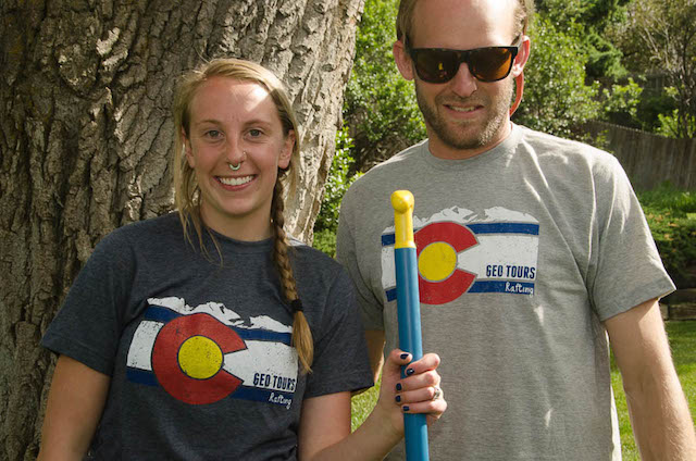 Colorado Flag I – $16.00 each Sizes: SM-XXL Colors: Grey & Light Gray